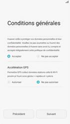Huawei P8 Lite - Premiers pas - Créer un compte - Étape 8