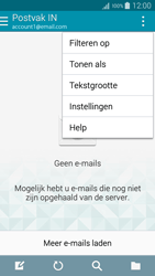 Samsung A300FU Galaxy A3 - E-mail - Instellingen KPNMail controleren - Stap 6