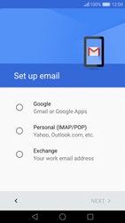 Huawei Nova - E-mail - Manual configuration (gmail) - Step 7