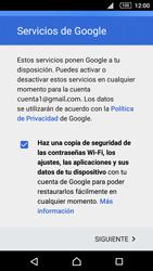 Sony Xperia Z5 Compact - E-mail - Configurar Gmail - Paso 15