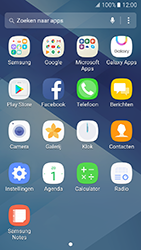Samsung A320 Galaxy A3 (2017) - Mms - Hoe te versturen - Stap 2