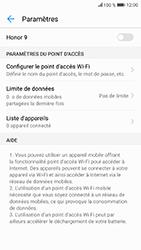 Honor 9 - Internet et connexion - Partager votre connexion en Wi-Fi - Étape 6