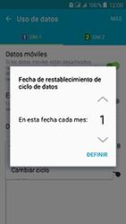 Samsung Galaxy J3 (2016) DualSim (J320) - Internet - Ver uso de datos - Paso 8