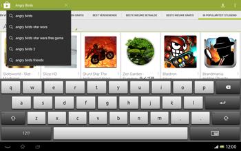 Sony SGP321 Xperia Tablet Z LTE - Applicaties - Downloaden - Stap 15