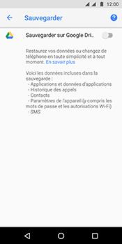 Motorola Moto G6 - Aller plus loin - Gérer vos données depuis le portable - Étape 9
