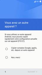 Sony Xperia X - Premiers pas - Créer un compte - Étape 7