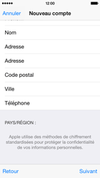 Apple iPhone 5s - iOS 8 - Applications - Télécharger des applications - Étape 24