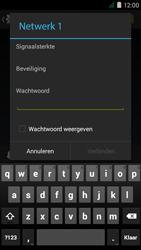 Acer Liquid Z410 - WiFi en Bluetooth - Handmatig instellen - Stap 7