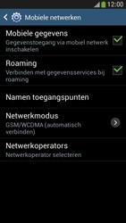 Samsung I9195 Galaxy S IV Mini LTE - Internet - Internet gebruiken in het buitenland - Stap 10