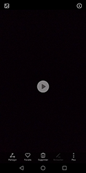 Huawei Y5 (2018) - Photos, vidéos, musique - Créer une vidéo - Étape 17