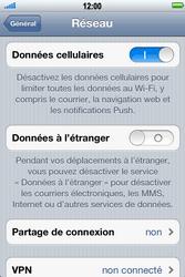Apple iPhone 4 S - Internet - Utilisation à l