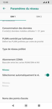 Xiaomi Mi A2 Lite - Réseau - utilisation à l'étranger - Étape 11