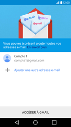 LG LG K10 4G (K420) - E-mail - Configurer l