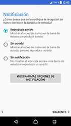 Sony Xperia XA1 - E-mail - Configurar Outlook.com - Paso 14