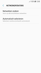 Samsung galaxy-a5-2017-android-oreo - Netwerk selecteren - Handmatig een netwerk selecteren - Stap 8