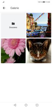 Huawei P20 Pro Android Pie - MMS - Envoi d