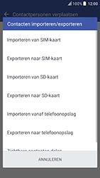 HTC U Play (Model 2PZM3) - Contacten en data - Contacten kopiëren van SIM naar toestel - Stap 8