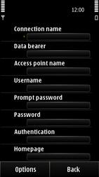 Nokia E7-00 - Internet - Manual configuration - Step 15