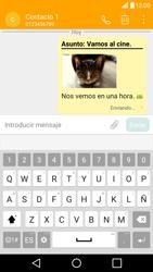 LG G5 - Mensajería - Escribir y enviar un mensaje multimedia - Paso 20