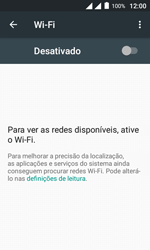 """Alcatel Pixi 4 (4"""") - Wi-Fi - Como ligar a uma rede Wi-Fi -  5"""