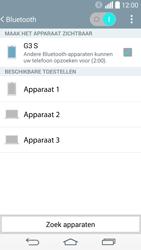 LG G3 s 4G (LG-D722) - Bluetooth - Aanzetten - Stap 7