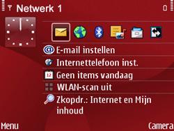Nokia E63 - Buitenland - Bellen, sms en internet - Stap 12