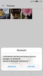 Huawei P10 - Photos, vidéos, musique - Envoyer une photo via Bluetooth - Étape 10