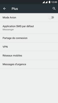 OnePlus 2 - Internet - Configuration manuelle - Étape 8