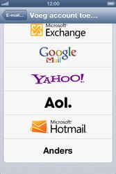 Apple iPhone 4 met iOS 6 - E-mail - e-mail instellen: POP3 - Stap 5