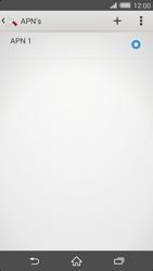 Sony Xperia Z2 4G (D6503) - Internet - Handmatig instellen - Stap 7