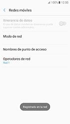 Samsung Galaxy A5 (2017) (A520) - Red - Seleccionar una red - Paso 11