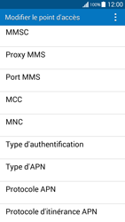 Samsung G530FZ Galaxy Grand Prime - Internet - configuration manuelle - Étape 12