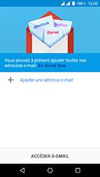 Wiko Tommy 2 - E-mails - Ajouter ou modifier votre compte Gmail - Étape 5