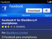 BlackBerry 9620 - Aplicativos - Como baixar aplicativos - Etapa 15