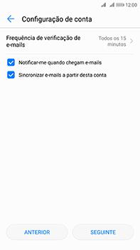 Huawei Mate 10 - Email - Configurar a conta de Email -  17