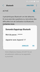 Samsung Galaxy A3 (2017) - Android Oreo - Bluetooth - connexion Bluetooth - Étape 10