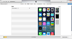 Apple iPad Air 2 met iOS 7 (Model A1567) - Software - Synchroniseer met PC - Stap 11