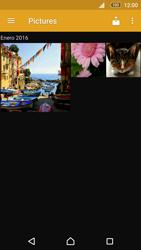 Sony Xperia M5 (E5603) - Bluetooth - Transferir archivos a través de Bluetooth - Paso 7