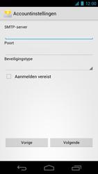 Samsung I9250 Galaxy Nexus - E-mail - handmatig instellen - Stap 10