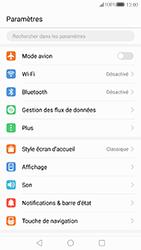 Huawei P10 - Aller plus loin - Désactiver les données à l'étranger - Étape 3