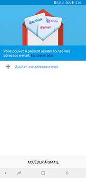 Samsung Galaxy A7 2018 - E-mails - Ajouter ou modifier votre compte Gmail - Étape 6