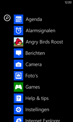 Nokia Lumia 620 - Wifi - handmatig instellen - Stap 3