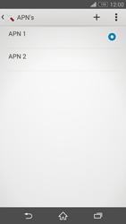 Sony D5803 Xperia Z3 Compact - MMS - Handmatig instellen - Stap 16