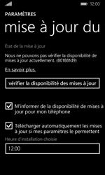 Microsoft Lumia 532 - Réseau - Installation de mises à jour - Étape 6