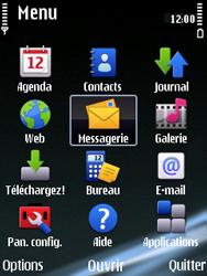 Nokia E75 - Mms - Configuration manuelle - Étape 18