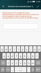 Huawei Y635 Dual SIM - SMS - Handmatig instellen - Stap 7