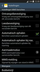 Samsung I9301i Galaxy S III Neo - MMS - probleem met ontvangen - Stap 7