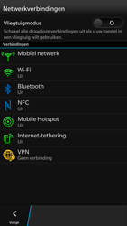 BlackBerry Z30 - Internet - Uitzetten - Stap 5