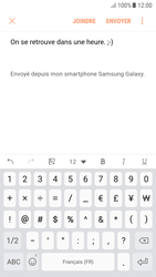 Samsung Galaxy A3 (2016) - Android Nougat - E-mail - envoyer un e-mail - Étape 10