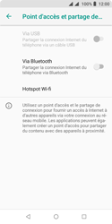 Wiko Harry 2 - Internet - comment configurer un point d'accès mobile - Étape 6